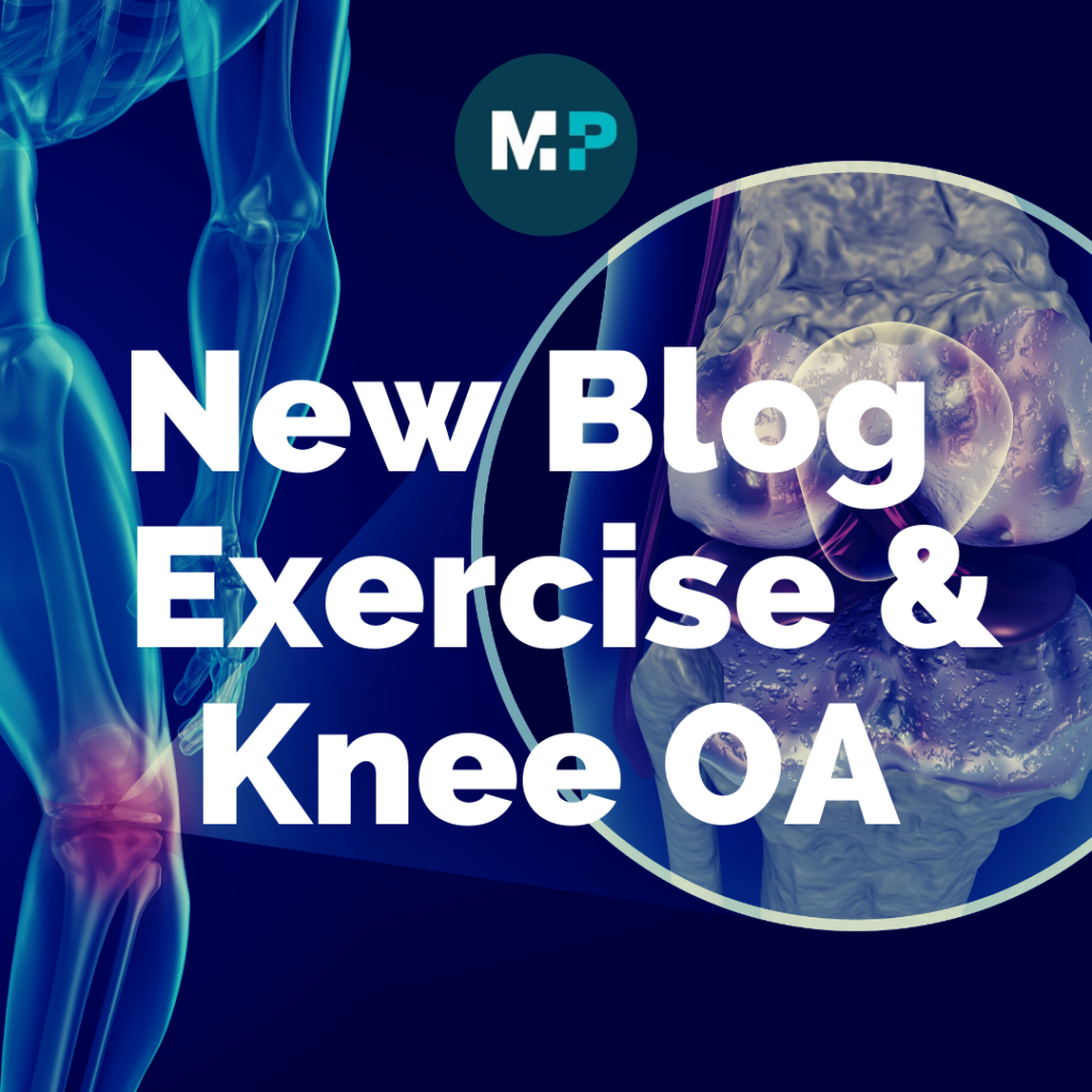 Knee pain OA and exercise benefits